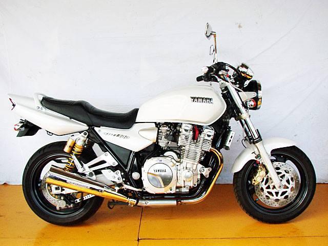 ヤマハ XJR1300 99年モデル GOOバイク鑑定済車の画像(大阪府