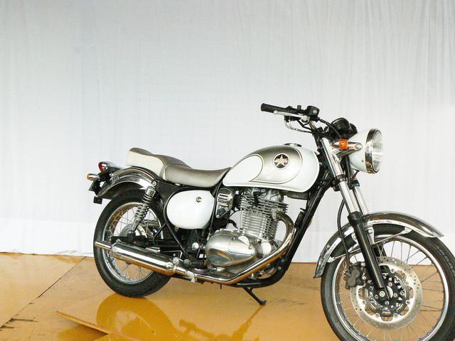 カワサキ エストレヤ FI 07年モデル グーバイク鑑定済車の画像(大阪府