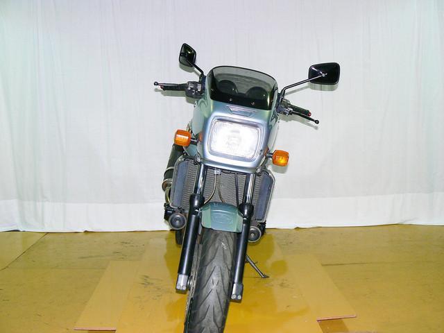 カワサキ ZRX1100 マフラー改 97年モデルの画像(大阪府