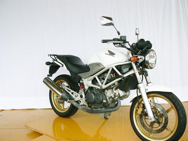 ホンダ VTR250 FI 09年モデル GOOバイク鑑定済車の画像(大阪府