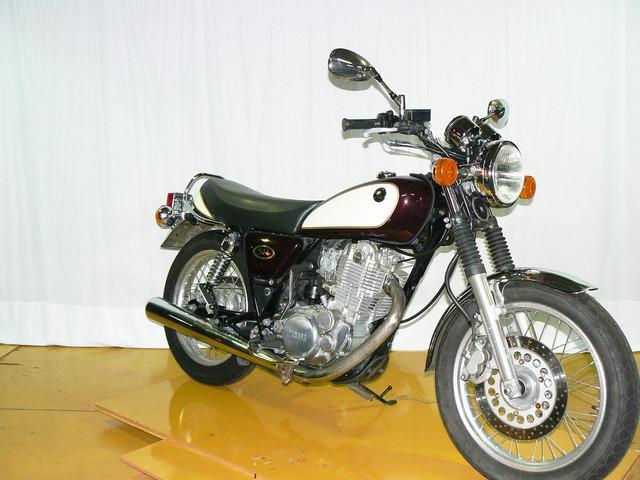 ヤマハ SR400 07年モデル GOOバイク鑑定済車の画像(大阪府