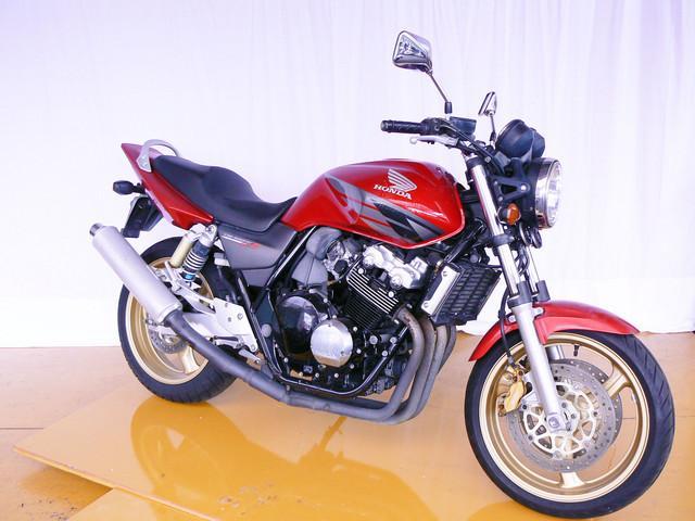 ホンダ CB400Super Four VTEC SPEC3 GOOバイク鑑定済車の画像(大阪府