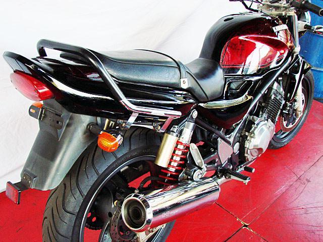 カワサキ BALIUS-II 火の玉カラー 97年モデルの画像(大阪府