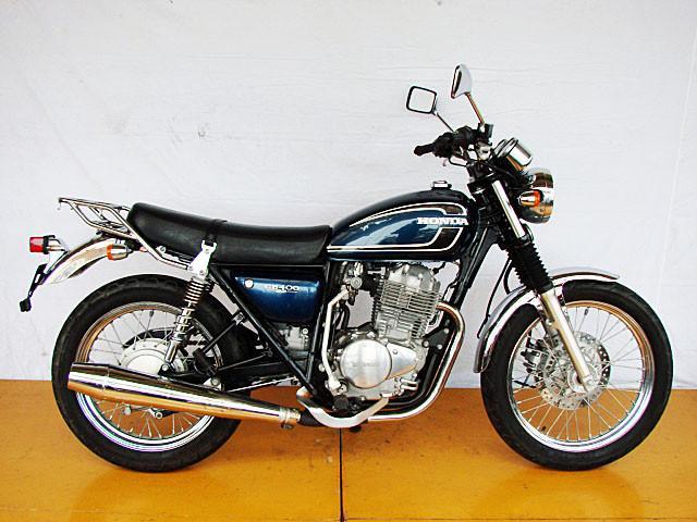 ホンダ CB400SS 02年モデル GOOバイク鑑定済車の画像(大阪府