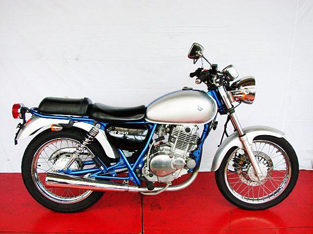 スズキ ST250 Eタイプ 04年モデル GOOバイク鑑定済車の画像(大阪府