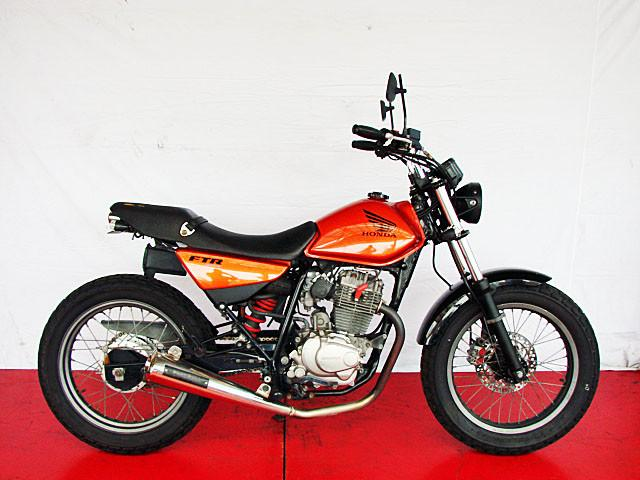 ホンダ FTR223 00年モデル GOOバイク鑑定済車の画像(大阪府