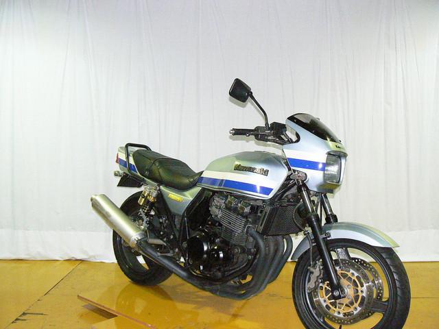 カワサキ ZRX400 98モデル GOOバイク鑑定済車の画像(大阪府