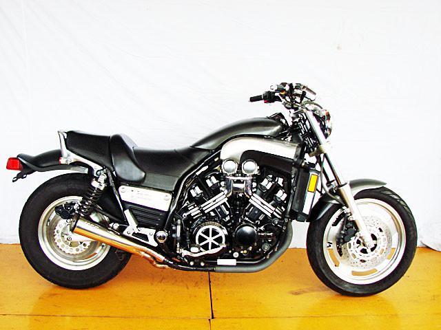 ヤマハ VMAX 98年モデル 逆輸入車 GOOバイク鑑定済車の画像(大阪府