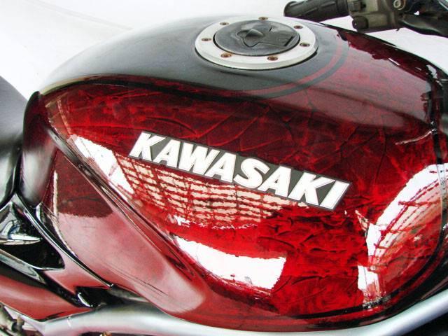 カワサキ BALIUS 火の玉ラップの画像(大阪府
