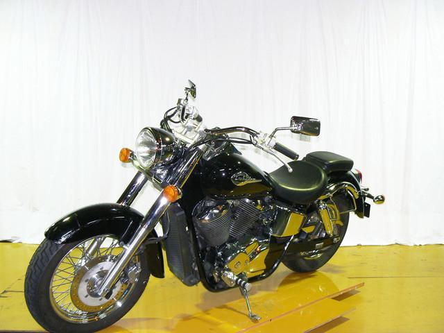 ホンダ シャドウ400 02年モデル グーバイク鑑定済車の画像(大阪府