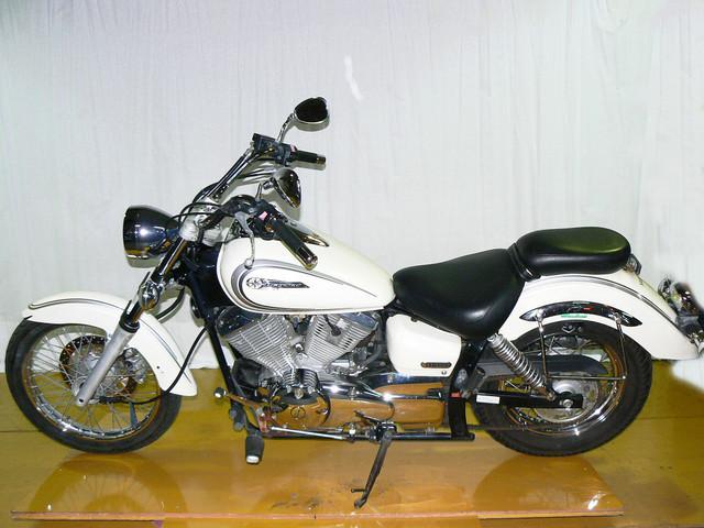ヤマハ ドラッグスター250 05年モデルの画像(大阪府