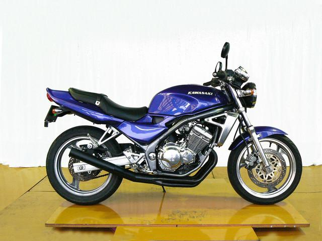 カワサキ BALIUS 94年モデルの画像(大阪府