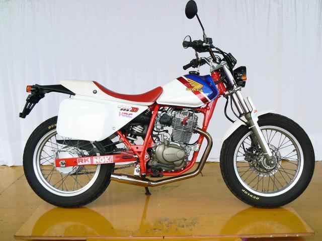 ホンダ FTR223 02年モデルの画像(大阪府