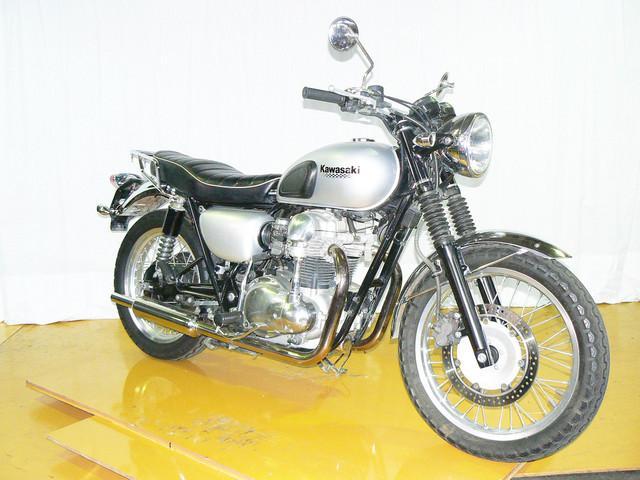 カワサキ W650 05年モデルの画像(大阪府