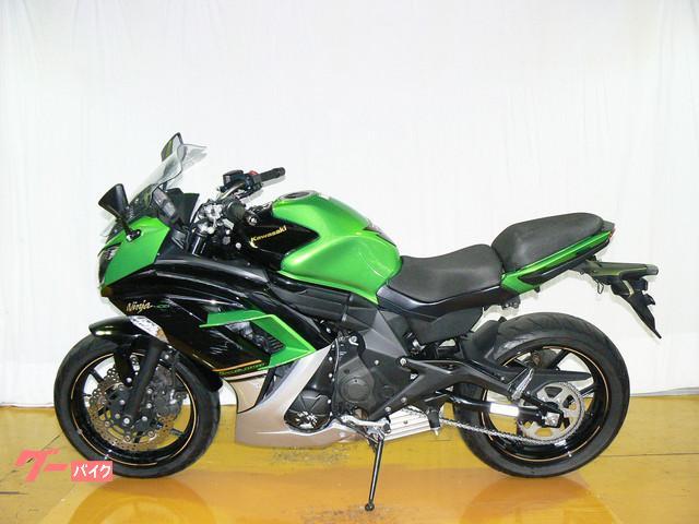 カワサキ Ninja 400 14年モデルの画像(大阪府