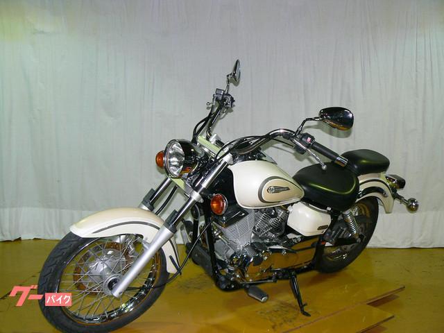 ヤマハ ドラッグスター250 02年モデルの画像(大阪府