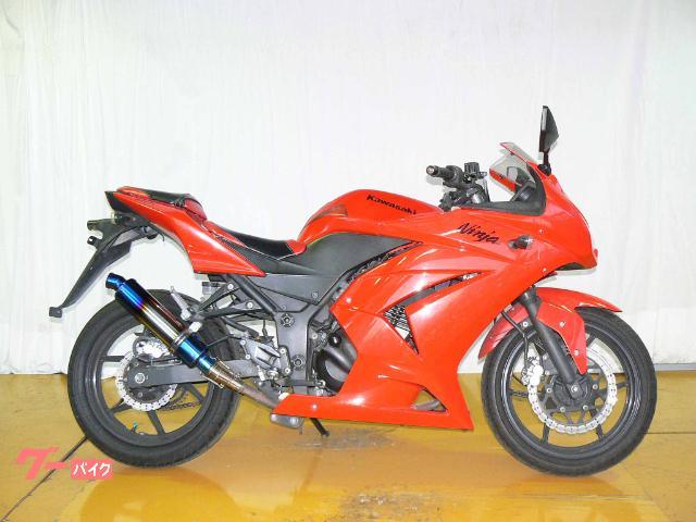 Ninja 250R 09年