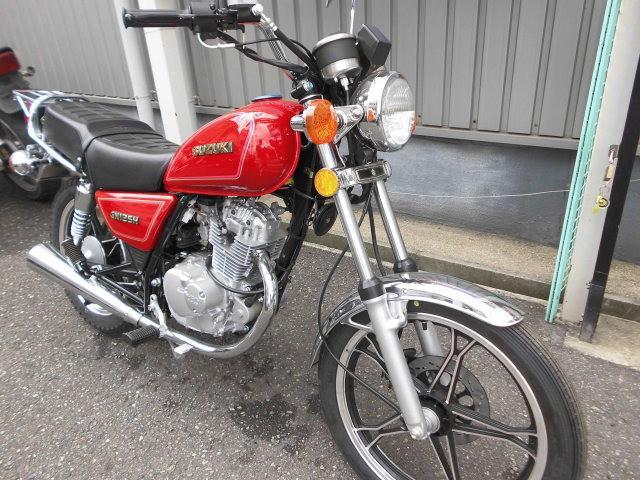 スズキ GN125Hの画像(大阪府