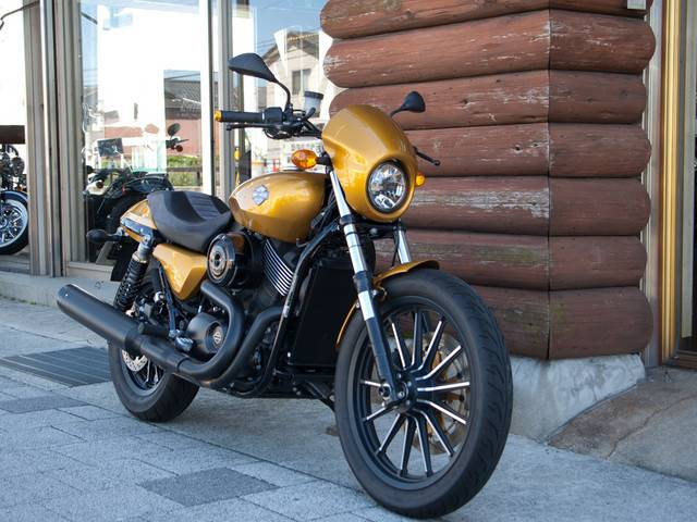 HARLEY-DAVIDSON XG750 ストリート750 チェーンドライブの画像(兵庫県