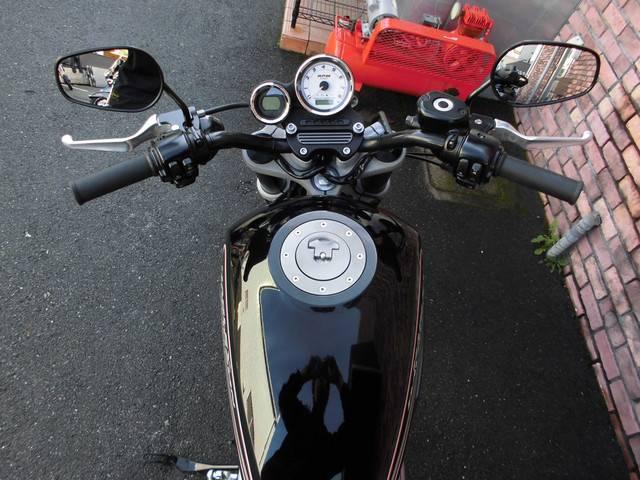 HARLEY-DAVIDSON XR1200 倒立フォーク・デジタルスピードメーターの画像(兵庫県
