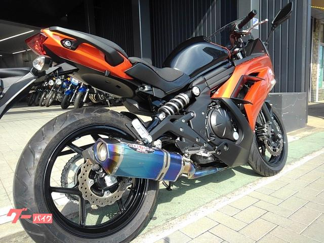 カワサキ Ninja 400の画像(兵庫県