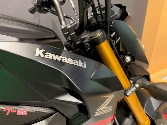 カワサキ Z125PRO 2021年モデルの画像(兵庫県