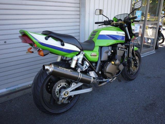 カワサキ ZRX1200R ヨシムラフルエキ ETC付の画像(京都府