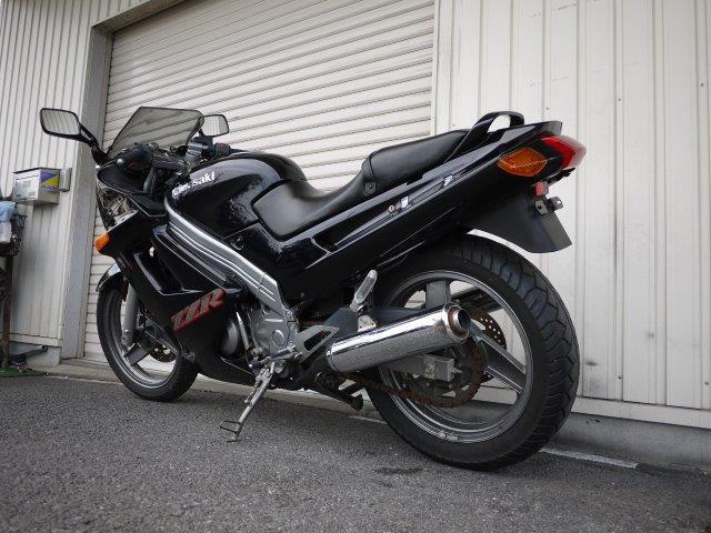 カワサキ ZZ-R250の画像(京都府