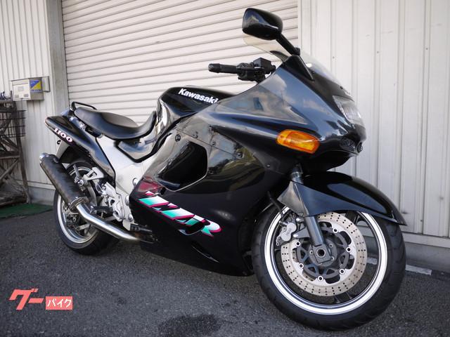 カワサキ ZZ-R1100 ETC・ワンオーナー車・SP忠男マフラーの画像(京都府