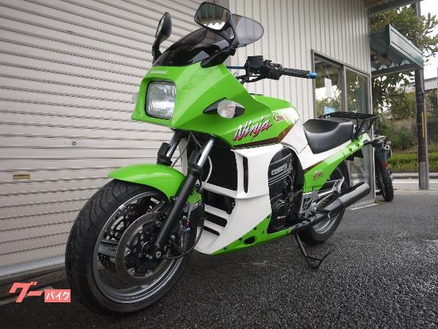 カワサキ GPZ900R A12逆輸入フルパワーの画像(京都府