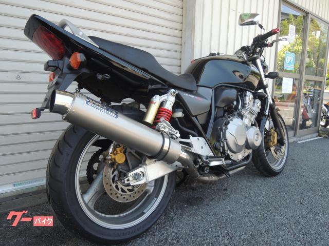 ホンダ CB400Super Four VTEC Revo WR'Sマフラーの画像(京都府