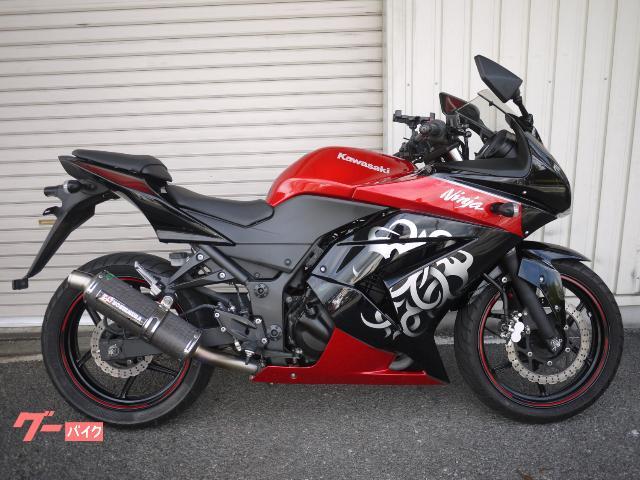Ninja 250R 2年3か月保証付き