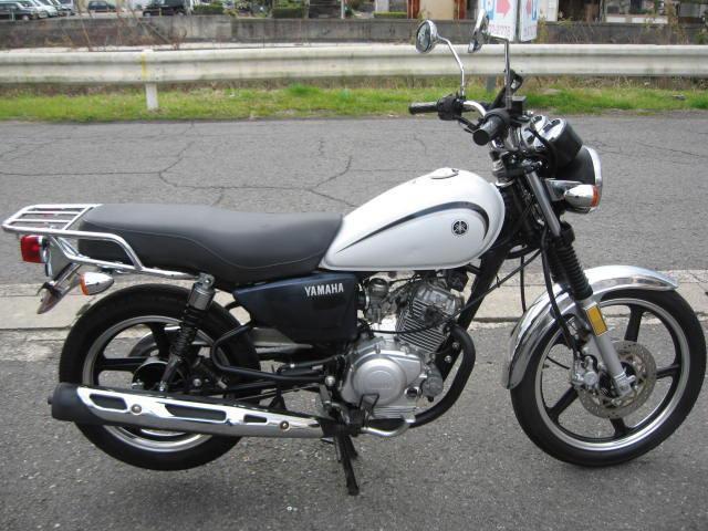 ヤマハ YB125SPの画像(和歌山県