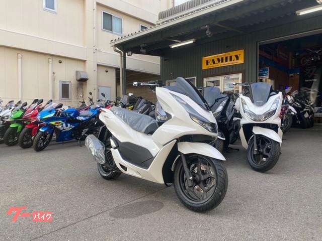ホンダ PCX160 2021新型 国内正規の画像(和歌山県