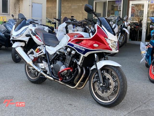 ホンダ CB1300Super ボルドール ABS ワンオーナー ETC搭載 エンジンガード グリップヒーター カスタムシートの画像(和歌山県