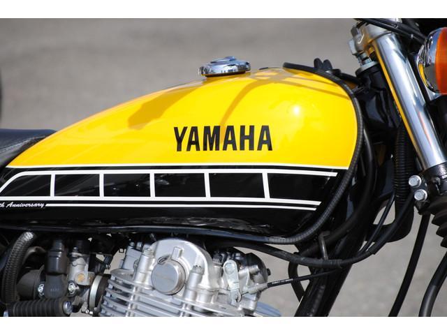 ヤマハ SR400 60周年アニバーサリーの画像(和歌山県