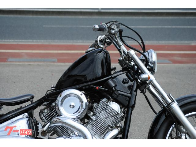 ヤマハ ドラッグスター1100 タンク・フラットフェンダーカスタムの画像(和歌山県