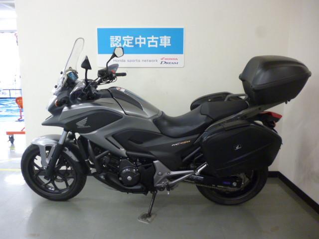 ホンダ NC750X タイプLD DCT認定中古車の画像(大阪府