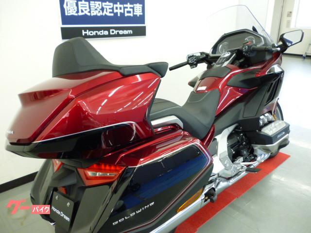 ホンダ ゴールドウイング GL1800ツアーDCT・AIRBAG優良認定中古車の画像(大阪府