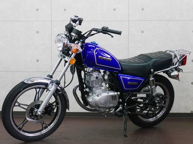 スズキ GN125H Newカラーバージョン 新車の画像(大阪府