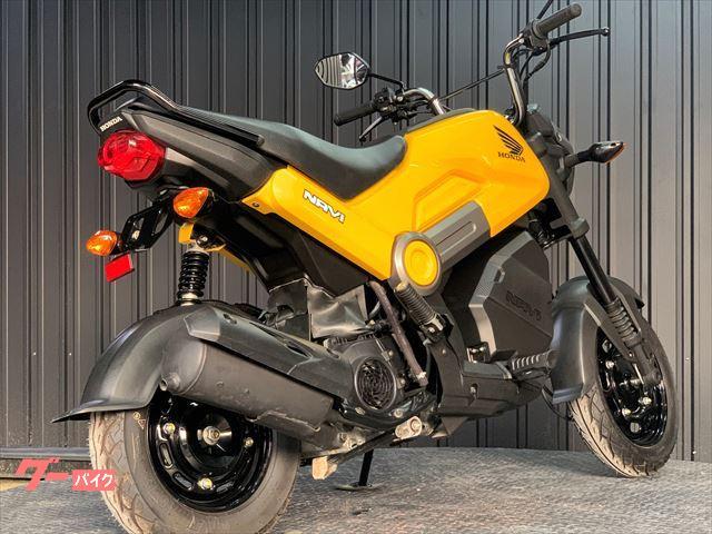 ホンダ NAVI110 ネイキッドスタイルスクーターの画像(大阪府