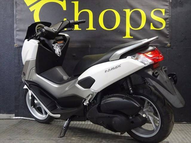 ヤマハ NMAX155 ABS 国内未発売モデル スノウホワイトの画像(大阪府