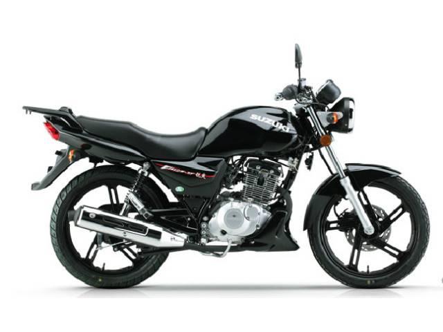 スズキ EN125-3F 現行最新モデル ブラックの画像(大阪府