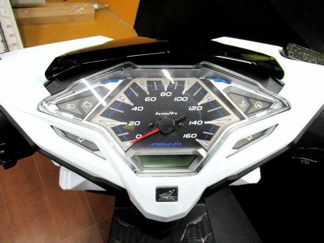 ホンダ クリック125i 最新モデル 国内未発売モデルの画像(大阪府