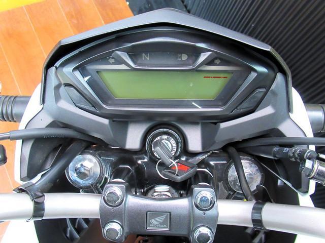 ホンダ ホーネット160R 新車 ホワイトの画像(大阪府