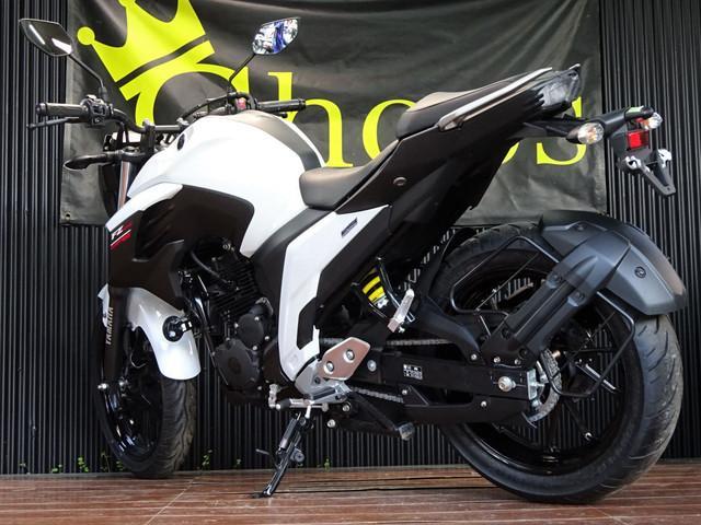 ヤマハ FZ25 輸入新車 ブルーコアエンジンの画像(大阪府