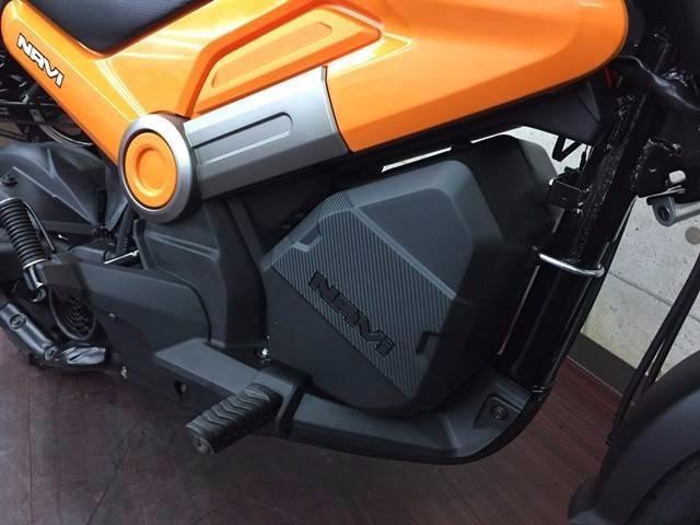 ホンダ NAVI110 純正ラゲッジボックス装着モデルの画像(大阪府