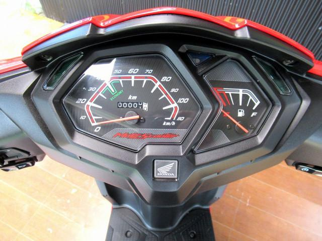 ホンダ Dio110 2017モデル 新車 レッドストライプの画像(大阪府