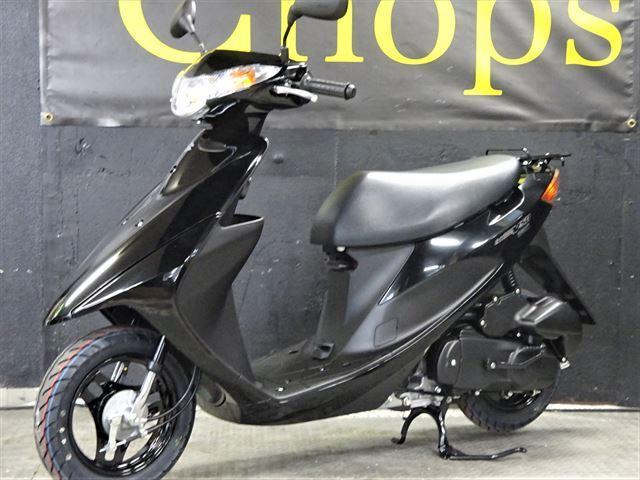 スズキ アドレスV50 新車 最新モデルの画像(大阪府