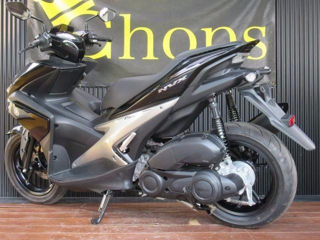 ヤマハ NVX155 スタンダードモデル ブラックの画像(大阪府